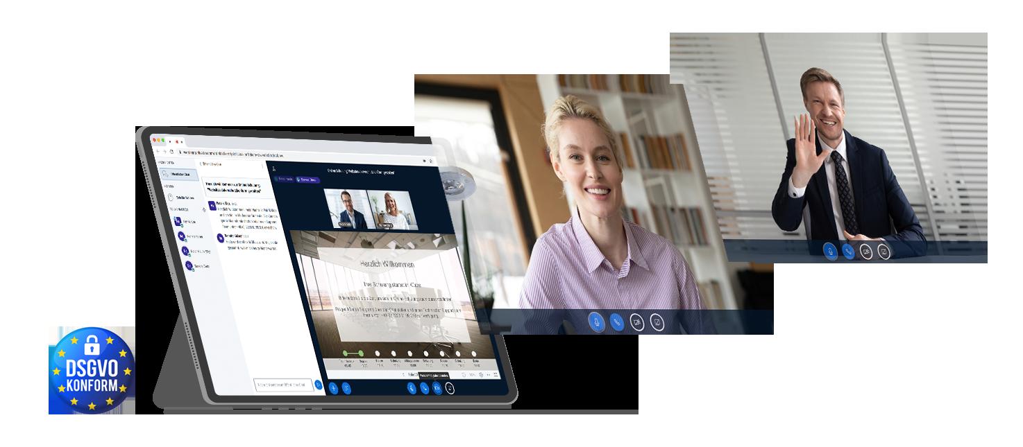 UNIVADO Online Webinar Software